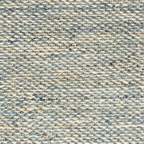 Dash and Albert Jacinto French Blue Woven Jute Rug Ships Free