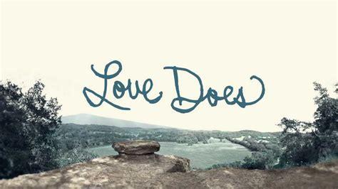 Brandon Heath - Love Does - Official Lyric Video - YouTube