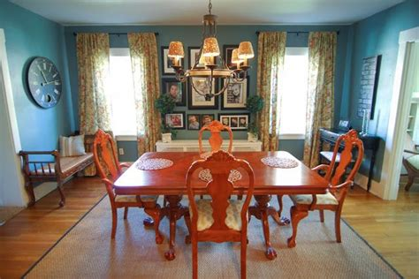 blue dining room sherwin williams moody blue dining