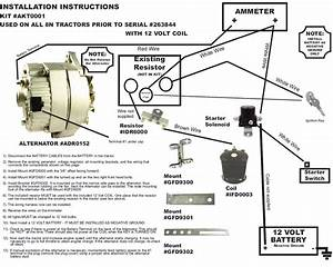 Wiring Diagram Farmall M Tractor