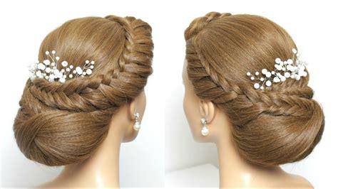 beautiful juda hairstyle  long hair step  step youtube