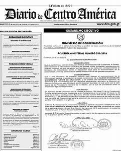 Sumario Legal 02082016 By Diario De Centro Am U00e9rica Guatemala