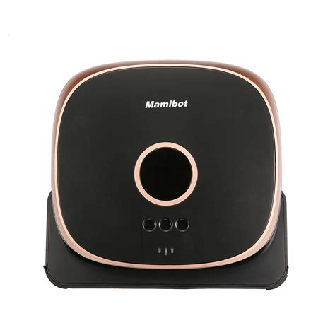 review   mamibot smart dry  wet mopping robot