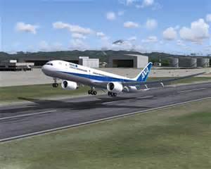 Boeing 787 Dreamliner Take Off