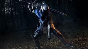Dark, Souls, Artorias, With, Sword, Hd, Games, Wallpapers