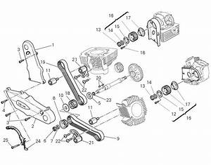 Cylinder Head Assemblies  Timing Belt Covers  Timing System