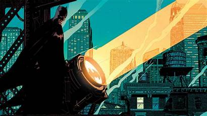 Batman Comics Wallpapers Comic Dc Light Signal