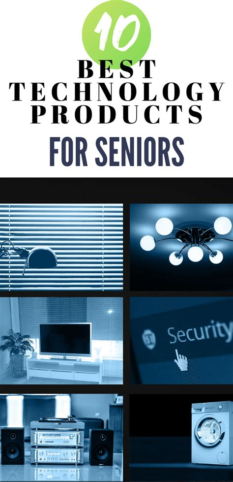 seniors technology