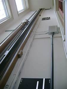 Telco Elevator Company  Home Elevator Installation 3