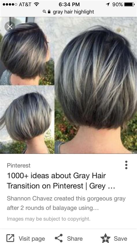 25 Best Short Grey Haircuts Ideas On Pinterest Short