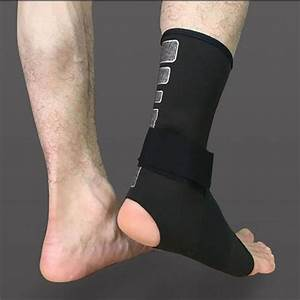 UK Ankle Sprain Brace Foot Support Bandage Achilles Tendon ...