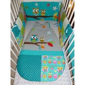parure de lit pour bebe tour de lit sur mesure gigoteuse personnalis 233 e cousu selon vos envies de couleurs th 232 me
