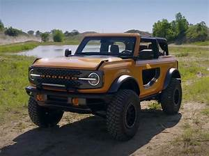 5 Things Car Makers Can Learn from the New Ford Bronco - GTspirit