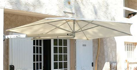 wall mounted patio umbrella parasol wall mounted rainwear