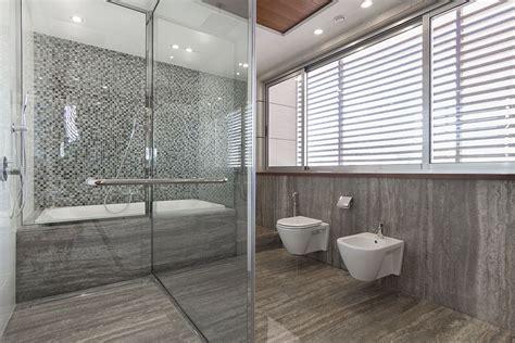 Bathroom Showers Dubai by Emirates Villa In Dubai By B Signature Interiors