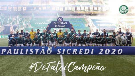 Palmeiras se mete en la pelea por el Brasileirao: venció 2 ...