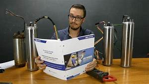 Troubleshooting 4 U0026quot  Submersible Motor  Insulation