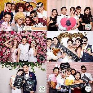 Instant Photo Booth Rental Provider In Singapore