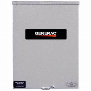 Generac Rtsw400a3 120  240