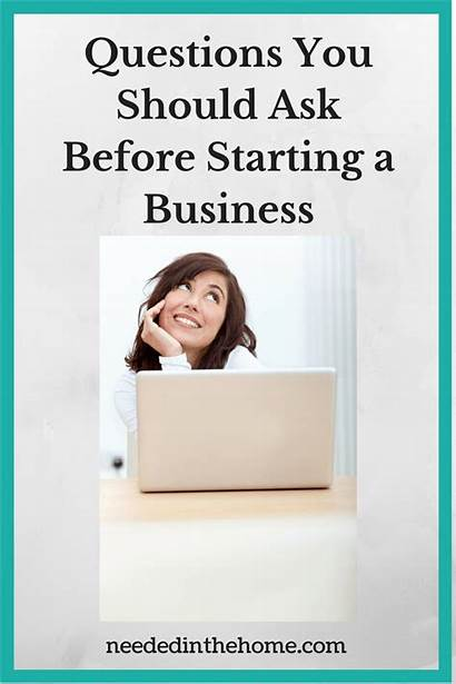 Ask Questions Starting Business Should Before