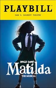 Matilda The Musical Broadway @ Sam S. Shubert Theatre ...