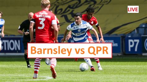 Live English Soccer | Barnsley vs QPR (BAR v QPR) Free ...