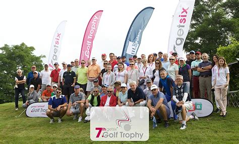 'save The Date' 7th Annual Getsix® 'golf Trophy'