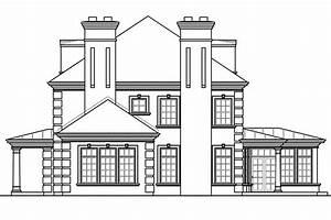 Edgewood 30 313 Estate Home Plans Associated Designs