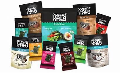 Seaweed Snacks Foods Snack Frontier Halo Chocolate
