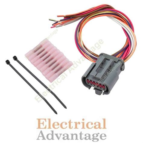 E40d Wiring Harnes Repair Kit by Transmission Wire Harness Repair Kit For E4od Solenoid