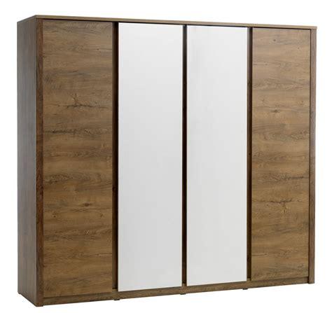 wardrobe vedde  cm wm oak jysk