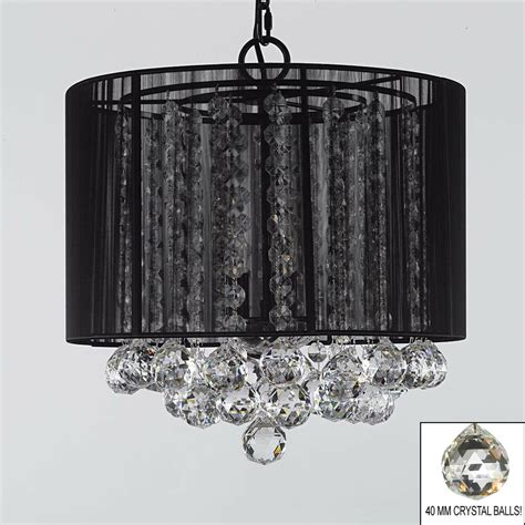 Black Chandelier Shade by Chandelier Chandeliers With Large Black Shade