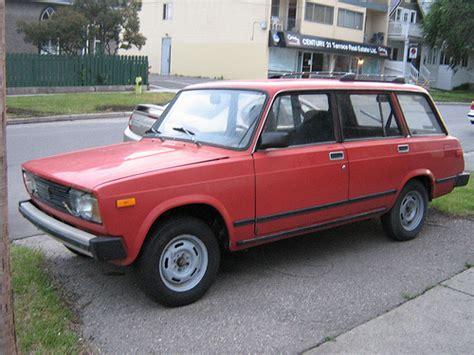 1991 Lada Signet Wagon | 1991 Lada Signet Wagon | Flickr
