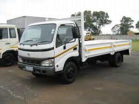 Flatbed Pickup Beds by Used Toyota Dyna 7145 Flatbed Dropside Year 2005 For