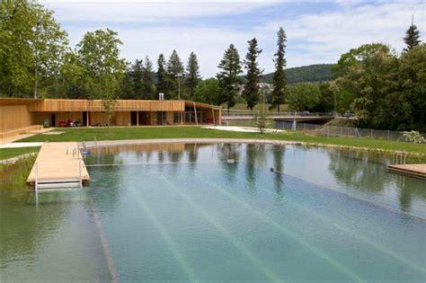 schwimmbad ohne chlor garten pool ohne chlor naturbad riehen