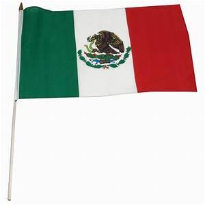 Mexico Flag 12 x 18 inch