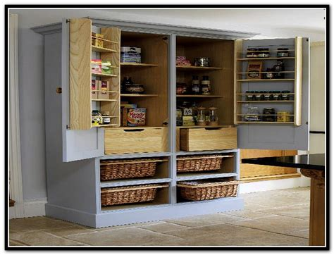 Freestanding Pantry Cupboard Ikea by Black Kitchen Pantry Cabinet Freestanding Pantry Cabinet
