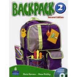 Pearson Copy Book Bag by Backpack Student Book With Cd Rom Level 2e Ingl 234 S