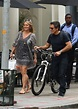 Ben Stiller and Christine Taylor reunite in NY after ...
