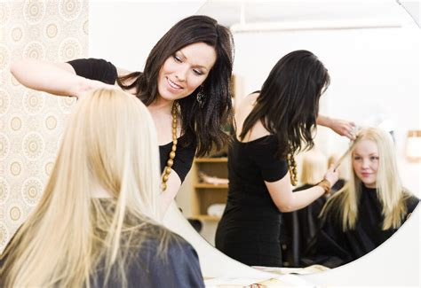 Experienced Hair Stylist by How To Open A Successful Hair Salon Bplans
