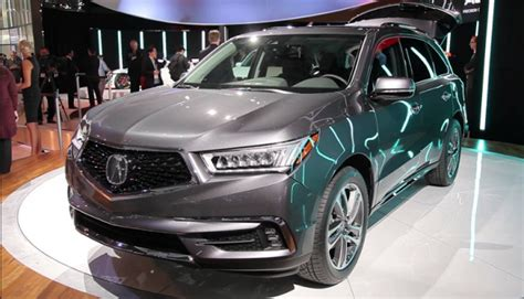 acura mdx release date pictures price latest news