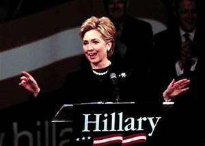 Hillary Clinton 2000 Campaign | www.pixshark.com - Images ...