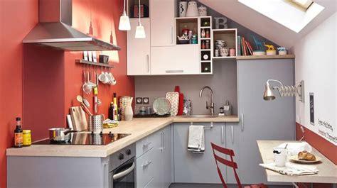 peinture de cuisine tendance tout sur la couleur dans la déco peinture idées