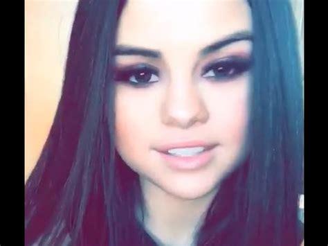 Selena Gomez - Funny moments 2016 - YouTube