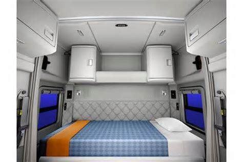 sleeper interior view kenworth sleeper cabs interior view images trucks
