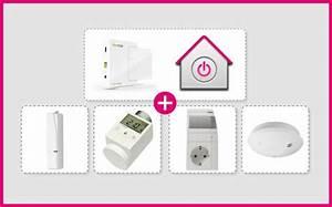 Qivicon Smart Home : telekom bringt drei neue smart home pakete com professional ~ Frokenaadalensverden.com Haus und Dekorationen