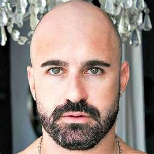 17 Bald Men With Beards Men39s Hairstyles Haircuts 2019