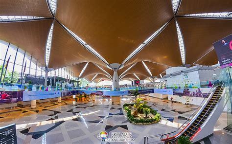 klia largest airport   year