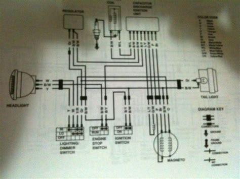 Old Wire Diagram Suzuki Atv Forum Quad