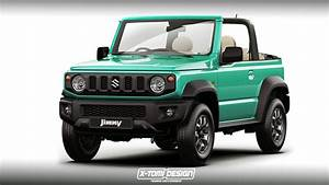 Suzuki Jimny 2018 Model : new suzuki jimny cabriolet looks very much doable carscoops ~ Maxctalentgroup.com Avis de Voitures